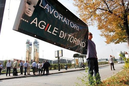 Oggi sciopero e presidio lavoratori IBM - APR News ...