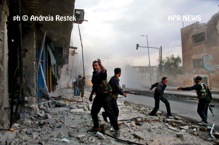 siria, ph © Andreja Restek