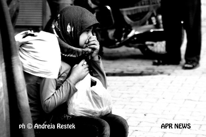 siria, rifugiati, ph © Andreja Restek