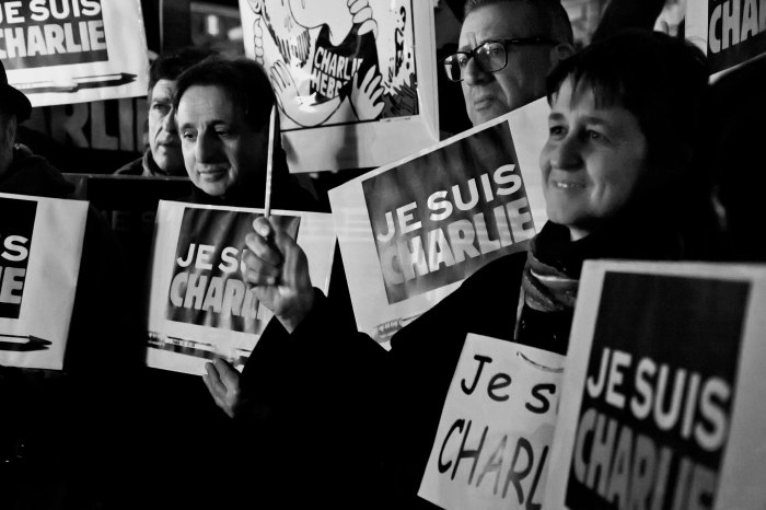 Je Suis Charlie Turin