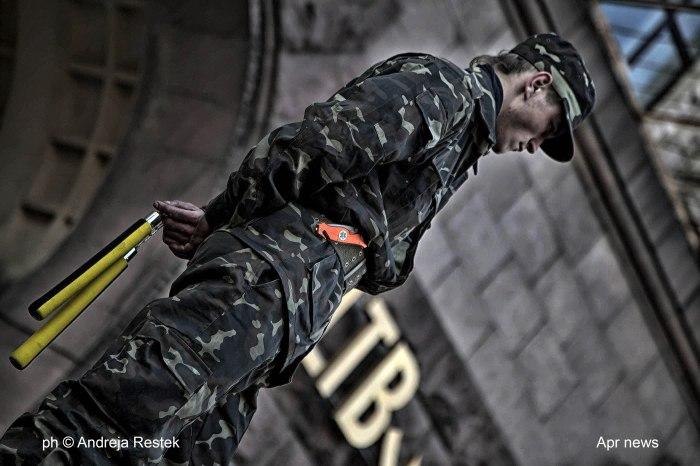 Kiev, Ukraina, ph © Andreja Restek