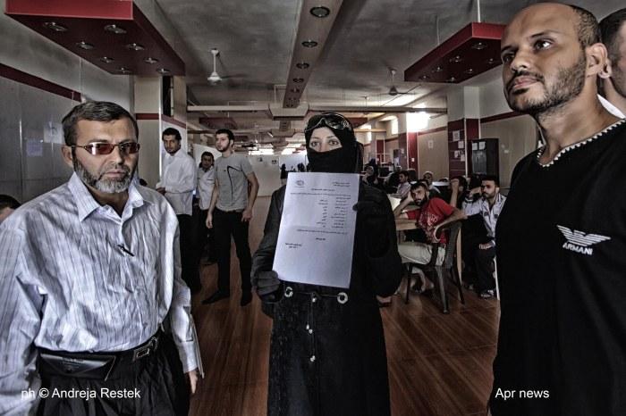 Aleppo, Syria, Syria - Local Council of Aleppo,Ph © Andreja Restek / APR NEWS