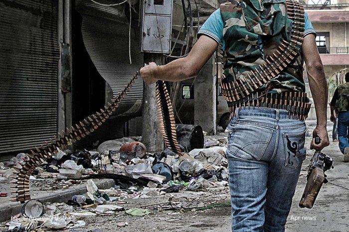 PH © Andreja restek / APR NEWSAleppo, Syria