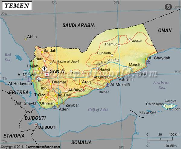 Yemen-lat-long