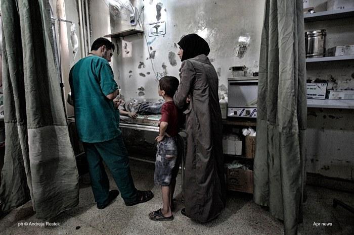 05/08/2013 Syria Aleppo ph © Andreja Restek