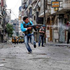 PH © Andreja restek / APR NEWS Aleppo, Syria
