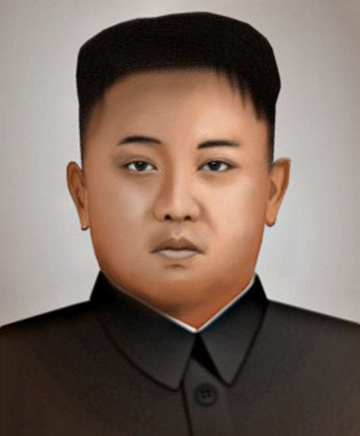 Kim_Jong-Un_Photorealistic-Sketch