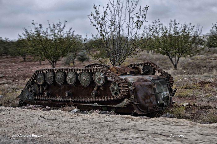 guerra, ph © Andreja Restek / Apr news