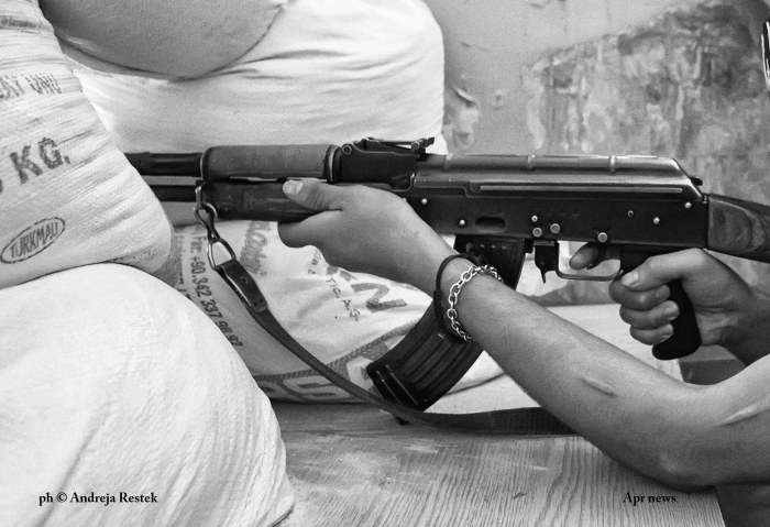 Aleppo, Syria 2013 ph Andreja Restel