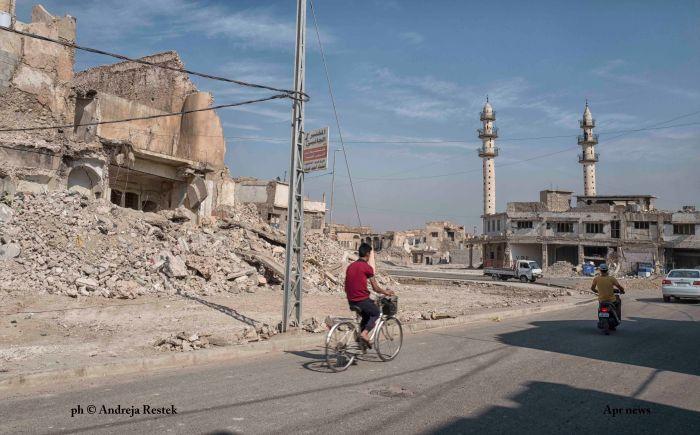 Iraq, Mosoul, ph © Andreja Restek