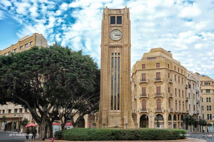 Beirut, Libano, ph © Andreja Restek