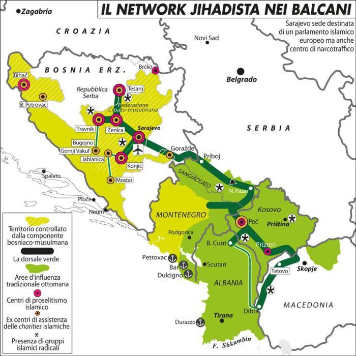 Il-Network-jihadista-nei-Balcani