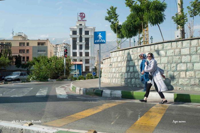 Iran, ph © Andreja Restek, Teheran